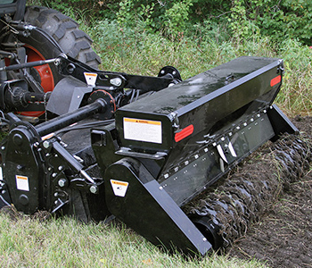 Triple S 3 Point Pto Food Plot Planter Compact Tractor Attachment