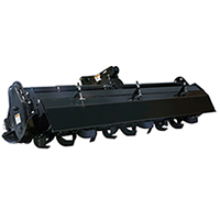 Triple S 3 Point PTO Tiller Compact Tractor Attachment