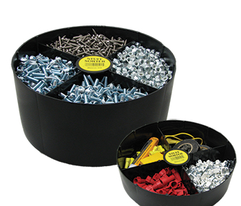 Bucket Organizer With 3 Large Trays Bucket Organizers