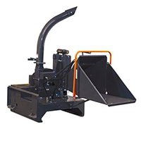 Skid Steer Tree Removal Attachments for Bobcat, Caterpillars and More