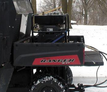 Subaru Financing Deals >> Triple S Hydraulic Power Pack Unit UTV Attachment, UTV Mowers | Triple S Products