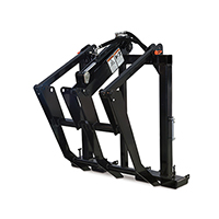 Triple S Pallet Fork Grapple Skid Steer Attachment