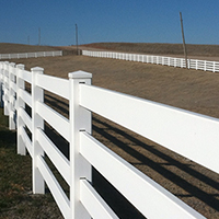 Vinyl Fence and Rail Profiles